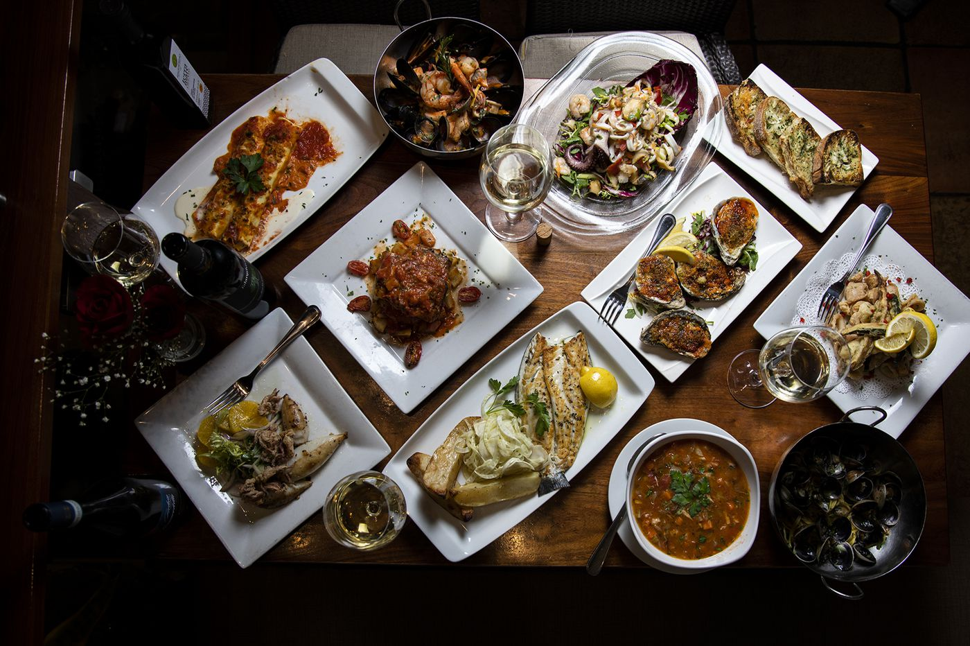 The Feast of the 7 Fishes is Philly tradition. Here are 7 chances to try it.