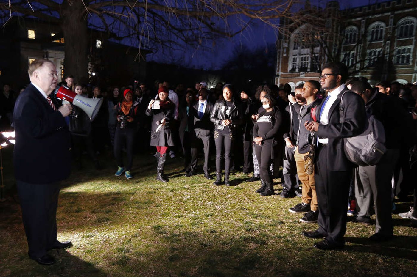 Okla. university acts after racist chant