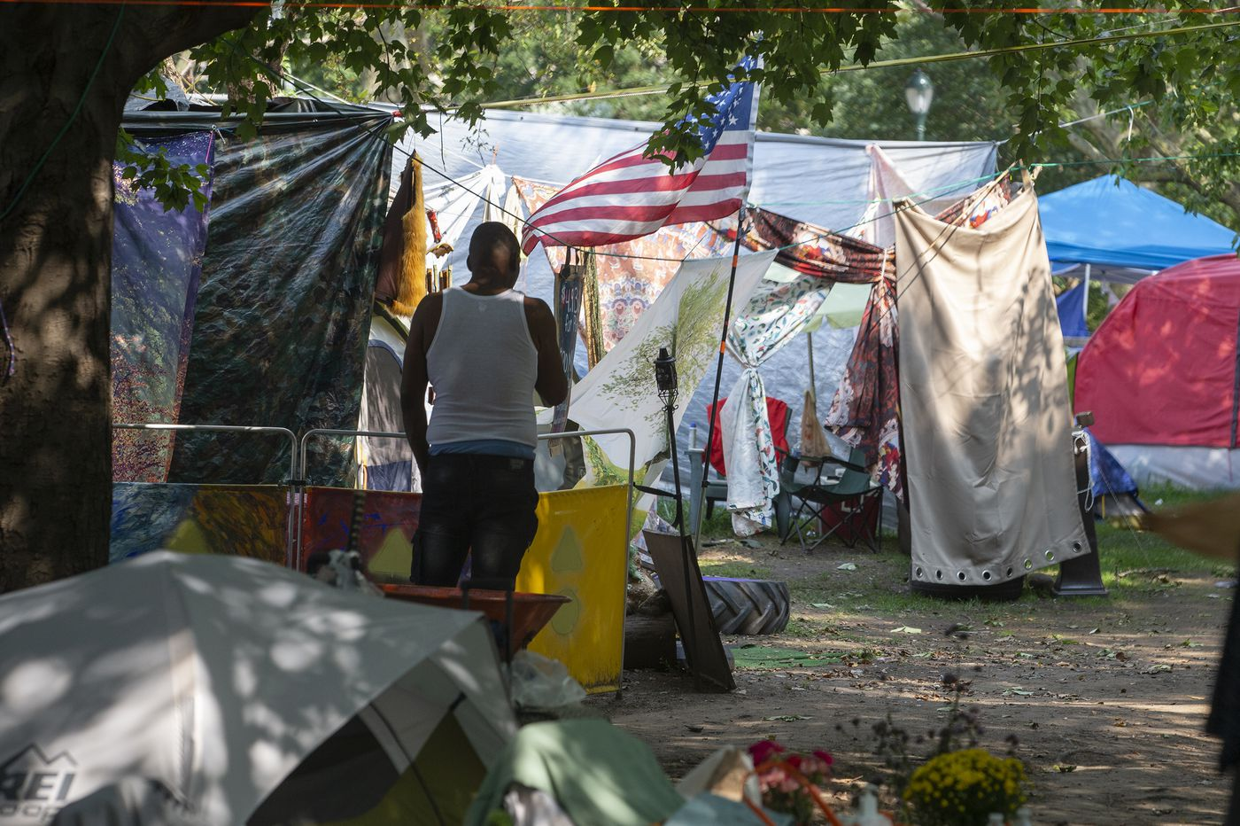 Instead of clearing homeless encampments, city leaders should create plans for permanent housing | Opinion