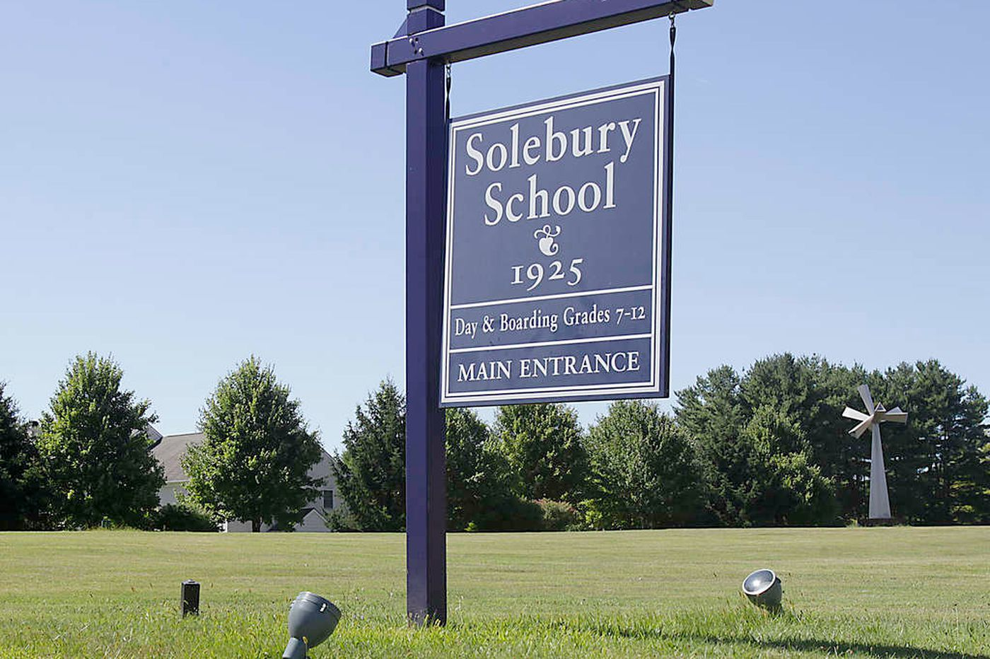 Solebury School failed to act on initial abuse rumors
