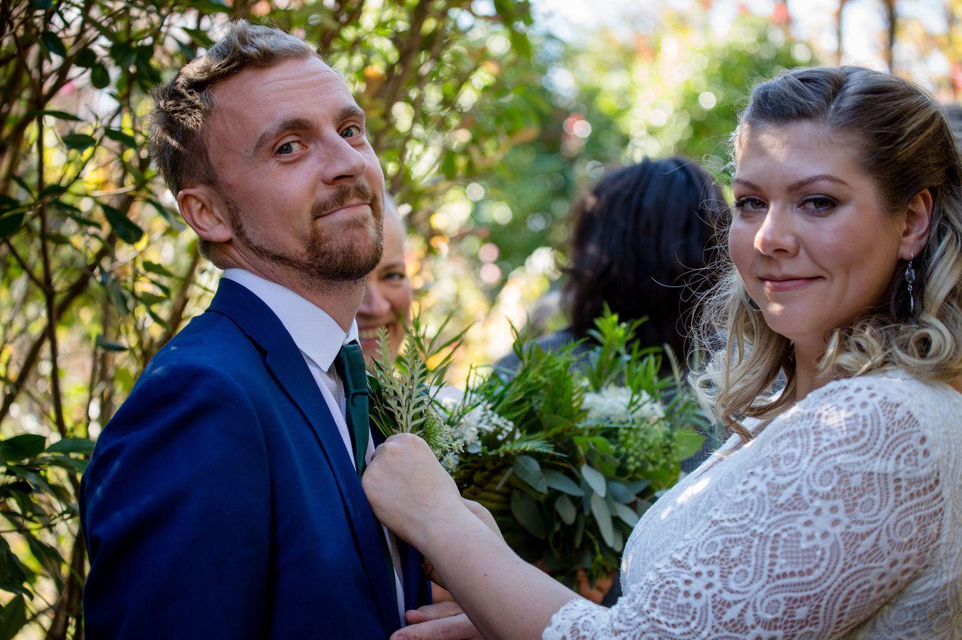 Philadelphia weddings: Mara Jefferies and Gus Hackett