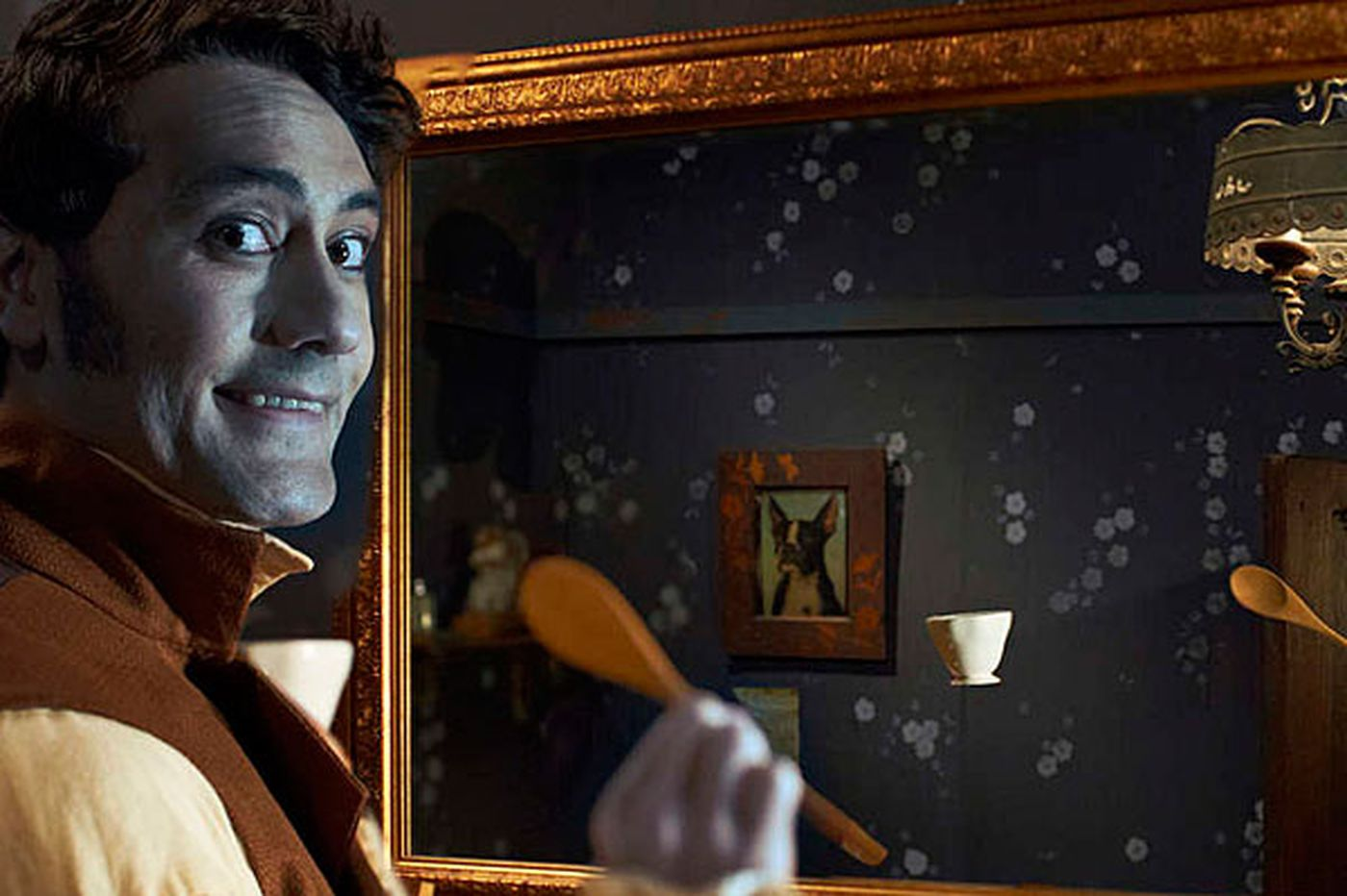 'What We Do in the Shadows': How the undead live at home