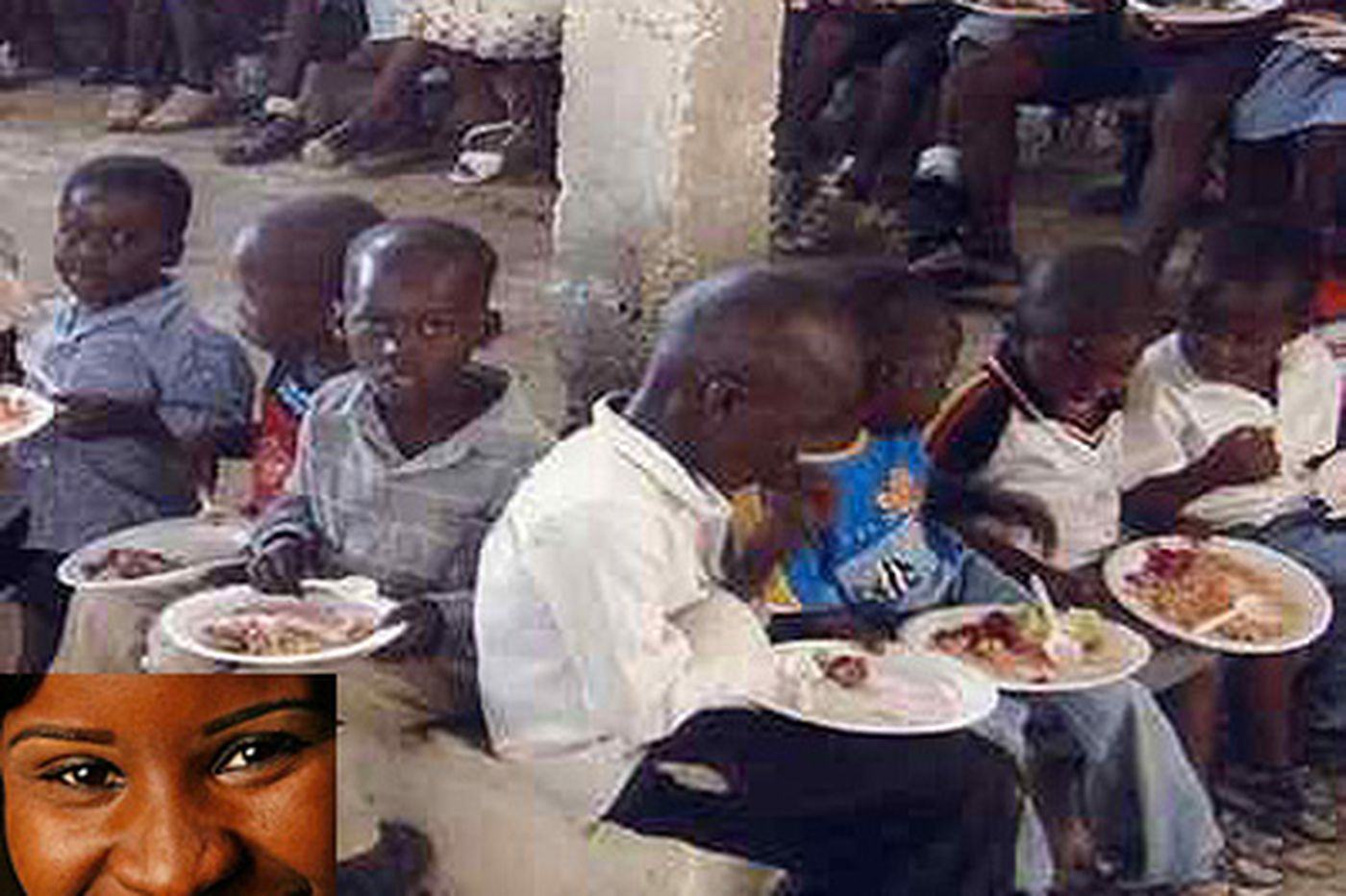 Jenice Armstrong: Eagle wife helping the poor in Haiti