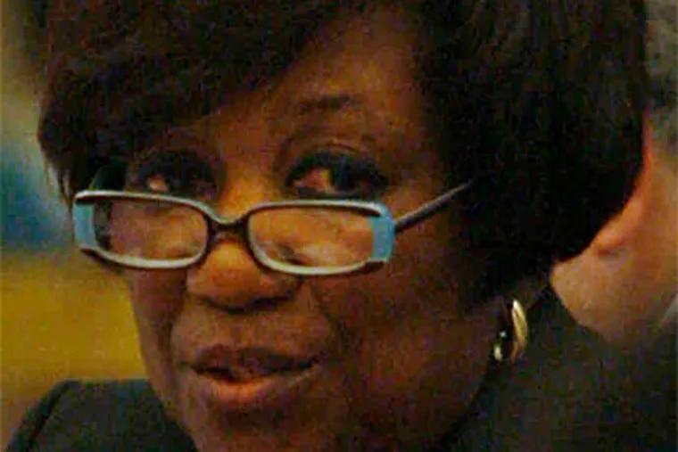 Former Philadelphia School District Superintendent Arlene Ackerman. (File)