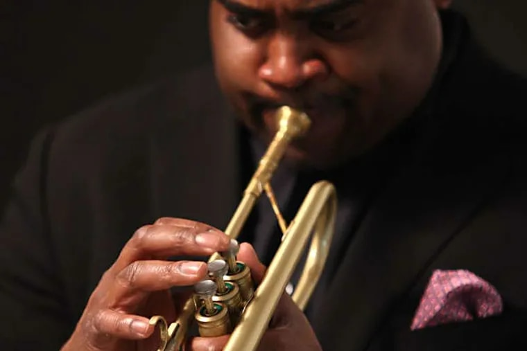 Terell Stafford & the Temple University Jazz Band play with Christian McBride and Joey DeFrancesco in a free concert this week.
