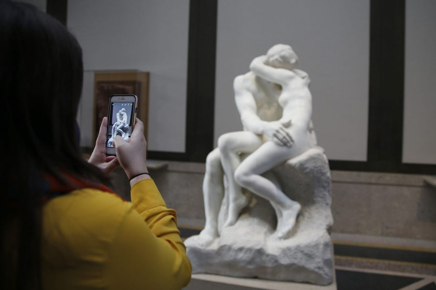 Philadelphia Museum of Art commemorates Rodin death centennial (and shows off that bust that turned up in N.J. town hall)
