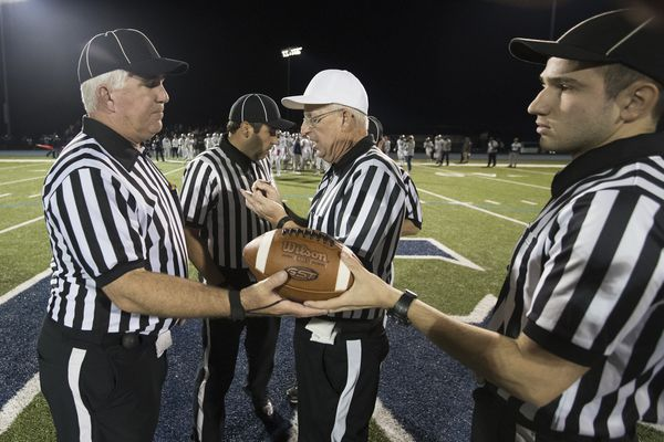 Referee shortage: It's a big problem for high school and youth sports that is getting worse