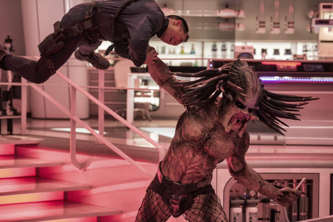 'The Predator' bites off more than it can chew