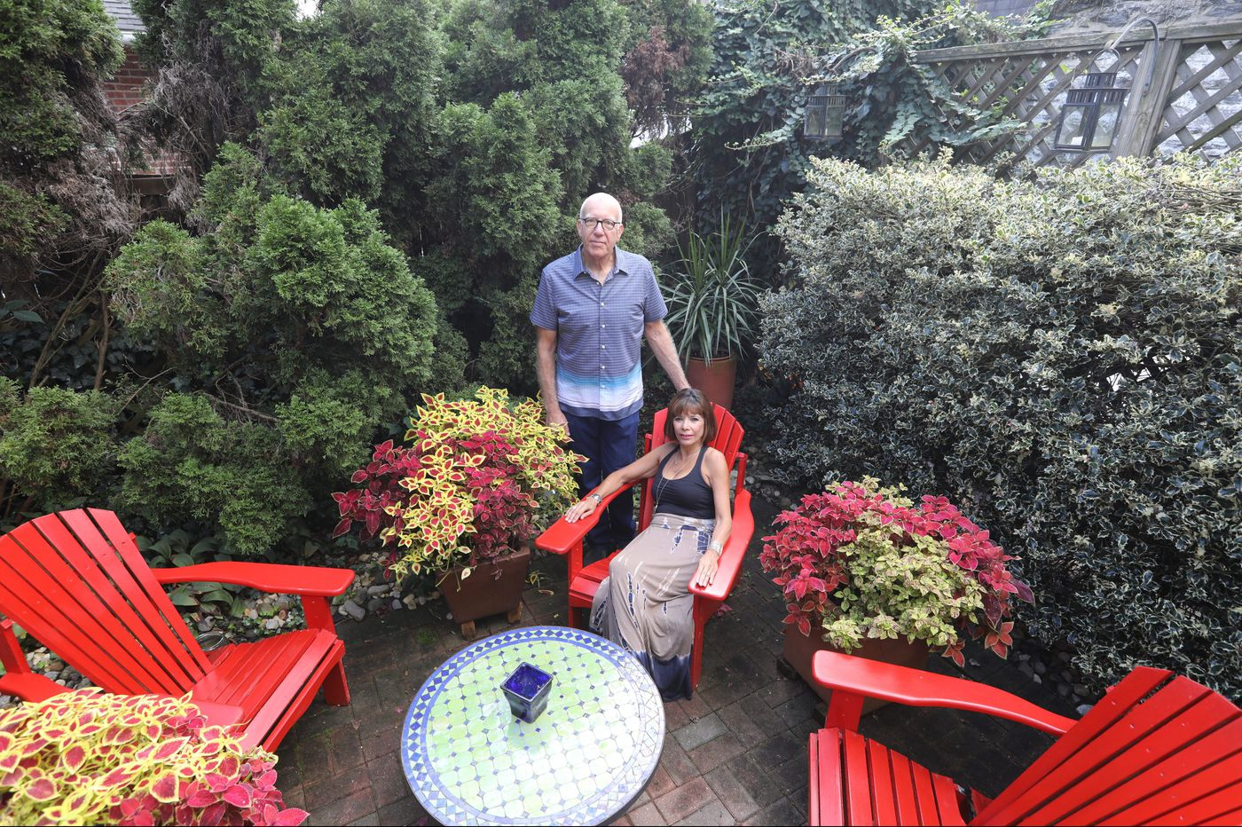A Craftsman-style house in East Falls with room for entertaining — and more