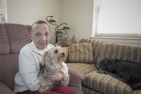 Sam's Hope provides help for needy pet owners