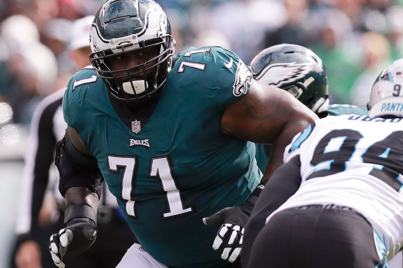8983a1a1c5b Even if Jason Peters doesn't return, the Eagles likely won't invest in a  top ...