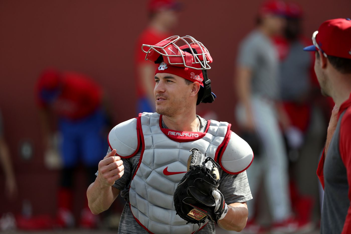 Phillies defeat J.T. Realmuto in arbitration hearing, source says