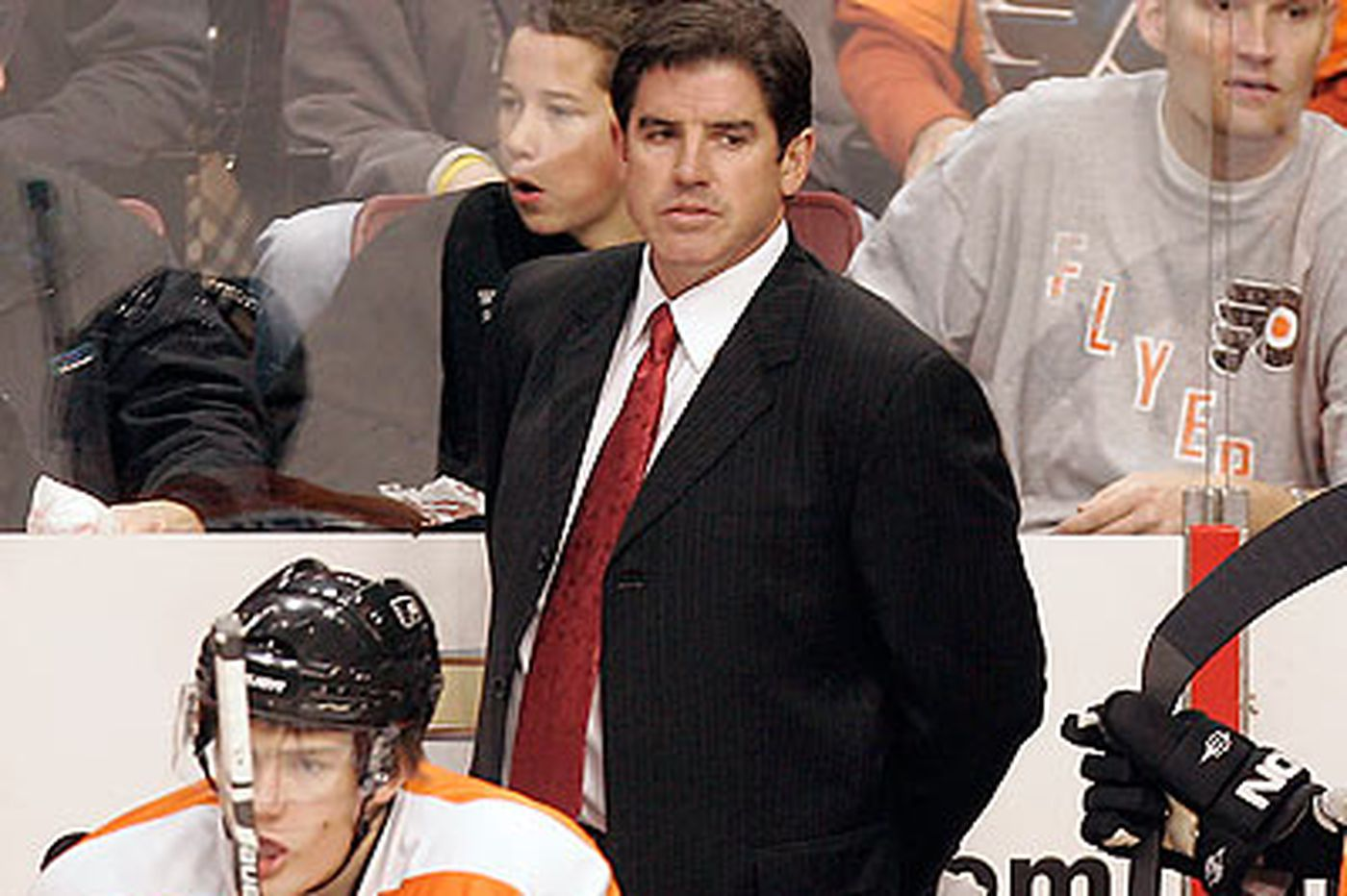 Frank Seravalli: Flyers GM Holmgren sticking with players he has