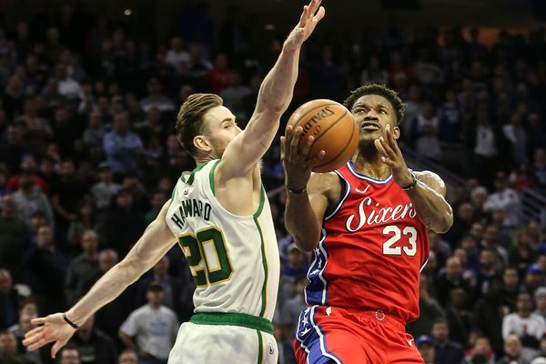 Sixers' depth against Celtics was lacking, but Jimmy Butler shows why the team needs him here   David Murphy