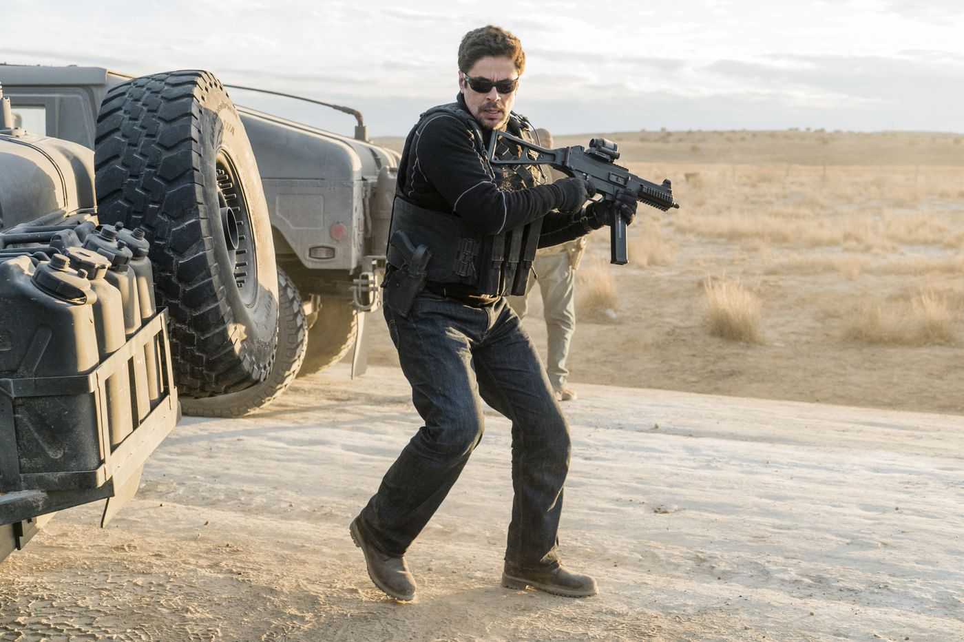 'Sicario: Day of the Soldado': On the border between action and exploitation