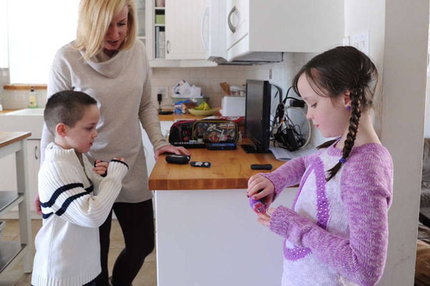 Type 1 diabetes on rise in Phila.'s youngest