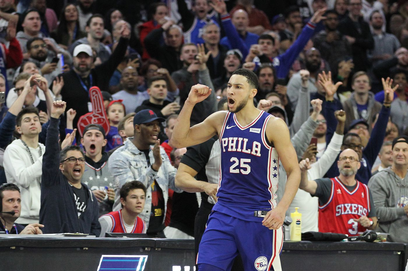 promo code 8faf0 c6316 Sixers' Ben Simmons selected for Rising Stars Challenge's ...