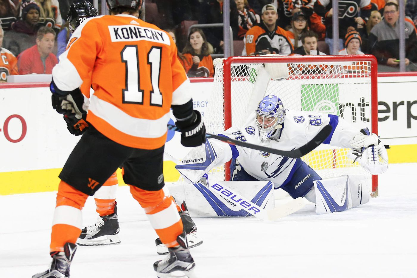 Flyers-Lightning preview: TV, time, odds, notes