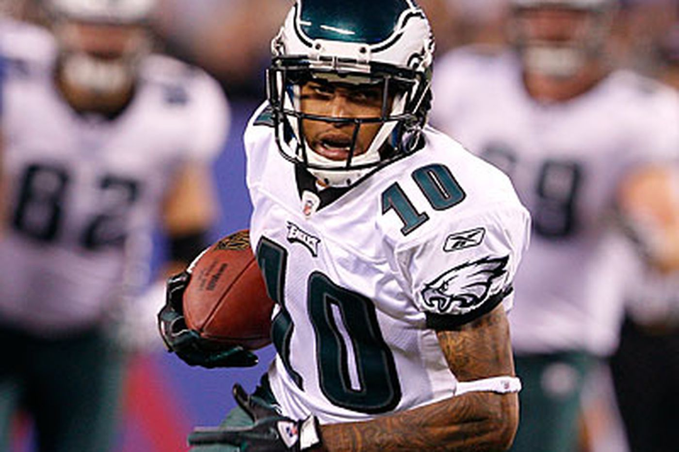 Roseman plays DeSean strategy close to the vest