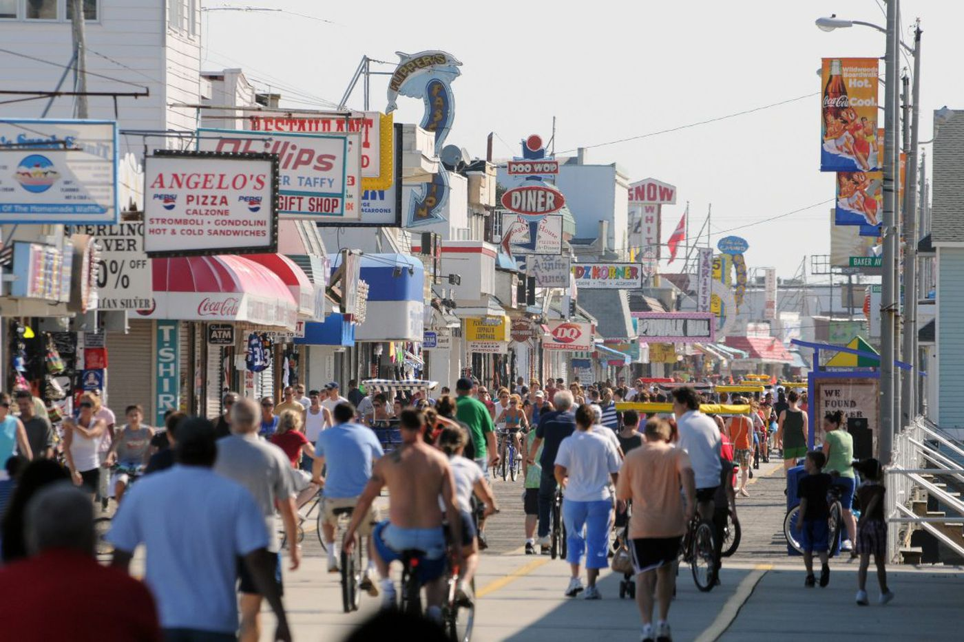 In Wildwood, where national anthem has played every summer day since 'forever,' be expected to stand
