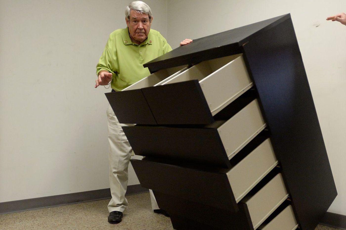 Ikea dresser recall falling short, safety advocates warn