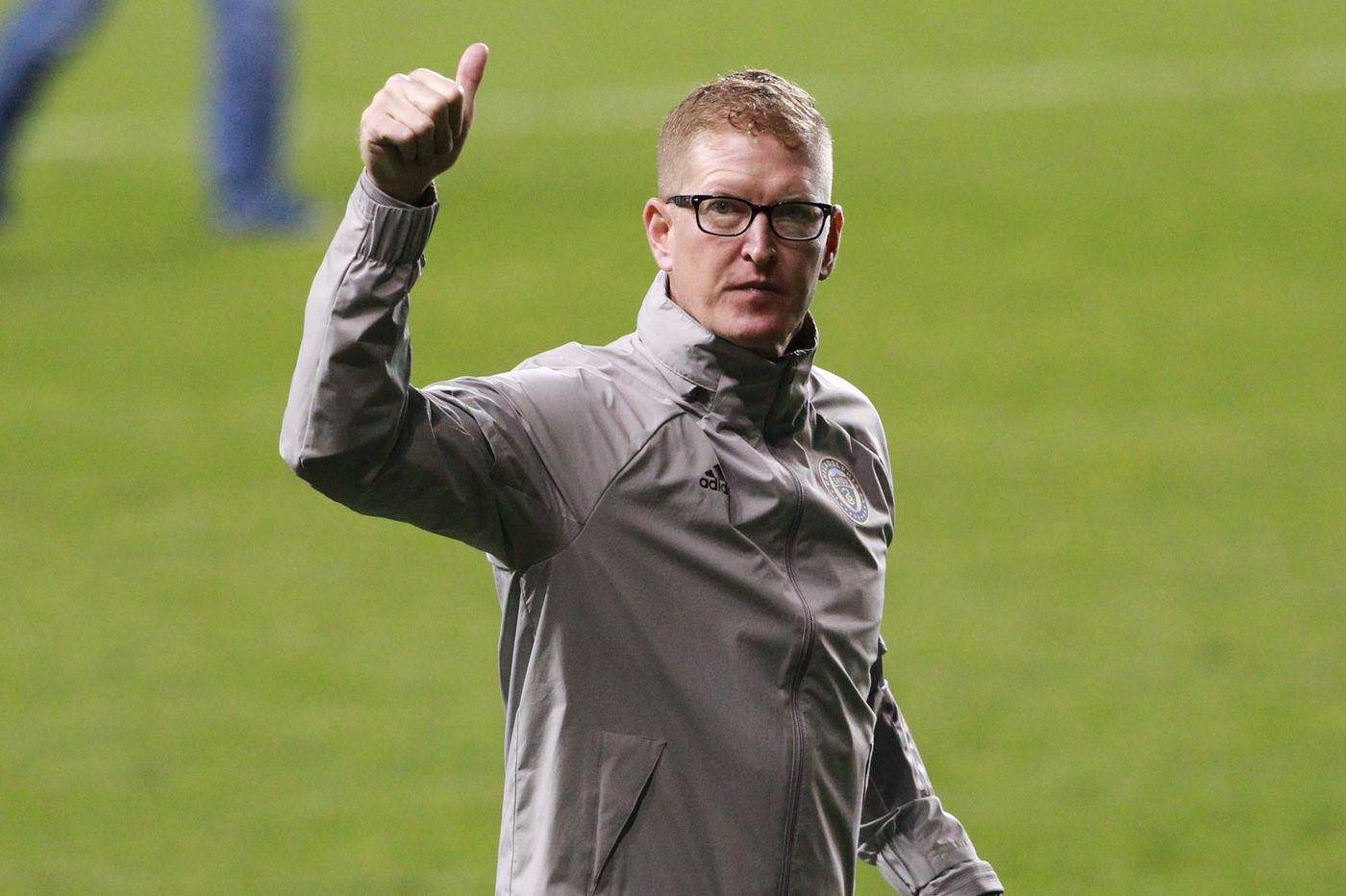 Union's Jim Curtin wins MLS Coach of the Year after historic successes on and off the field