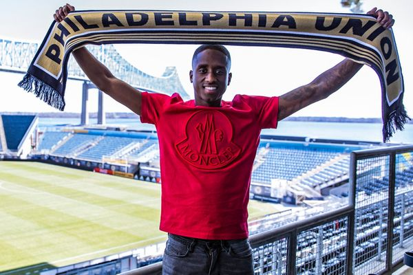 Union sign midfielder Jamiro Monteiro on loan from French second-division club Metz