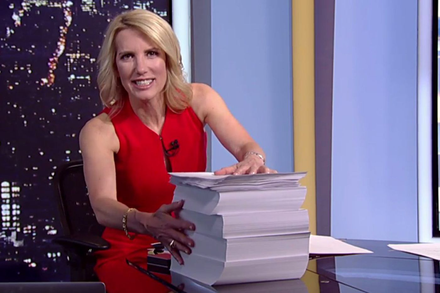It's official: Laura Ingraham will return to her Fox News show