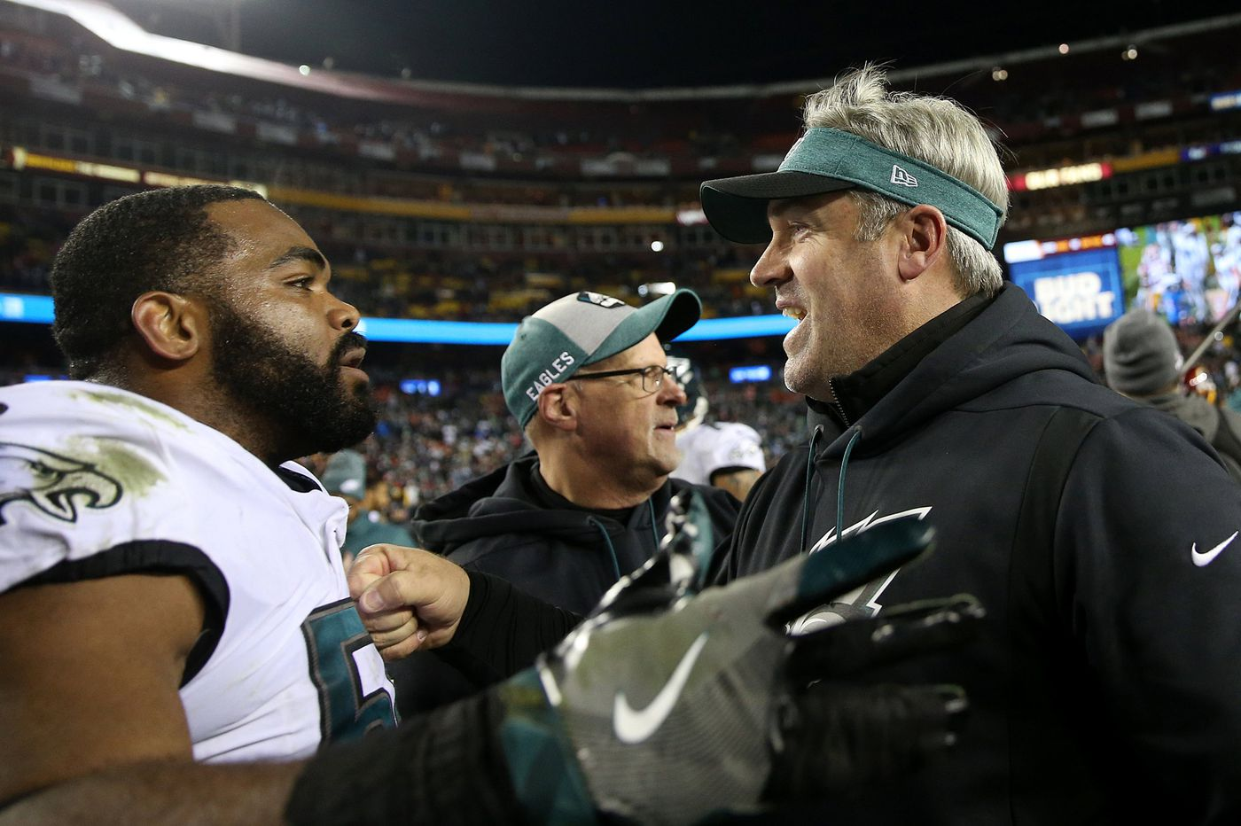 If Doug Pederson's demeanor is any indication, the Eagles will be in good shape against the Bears | Mike Sielski