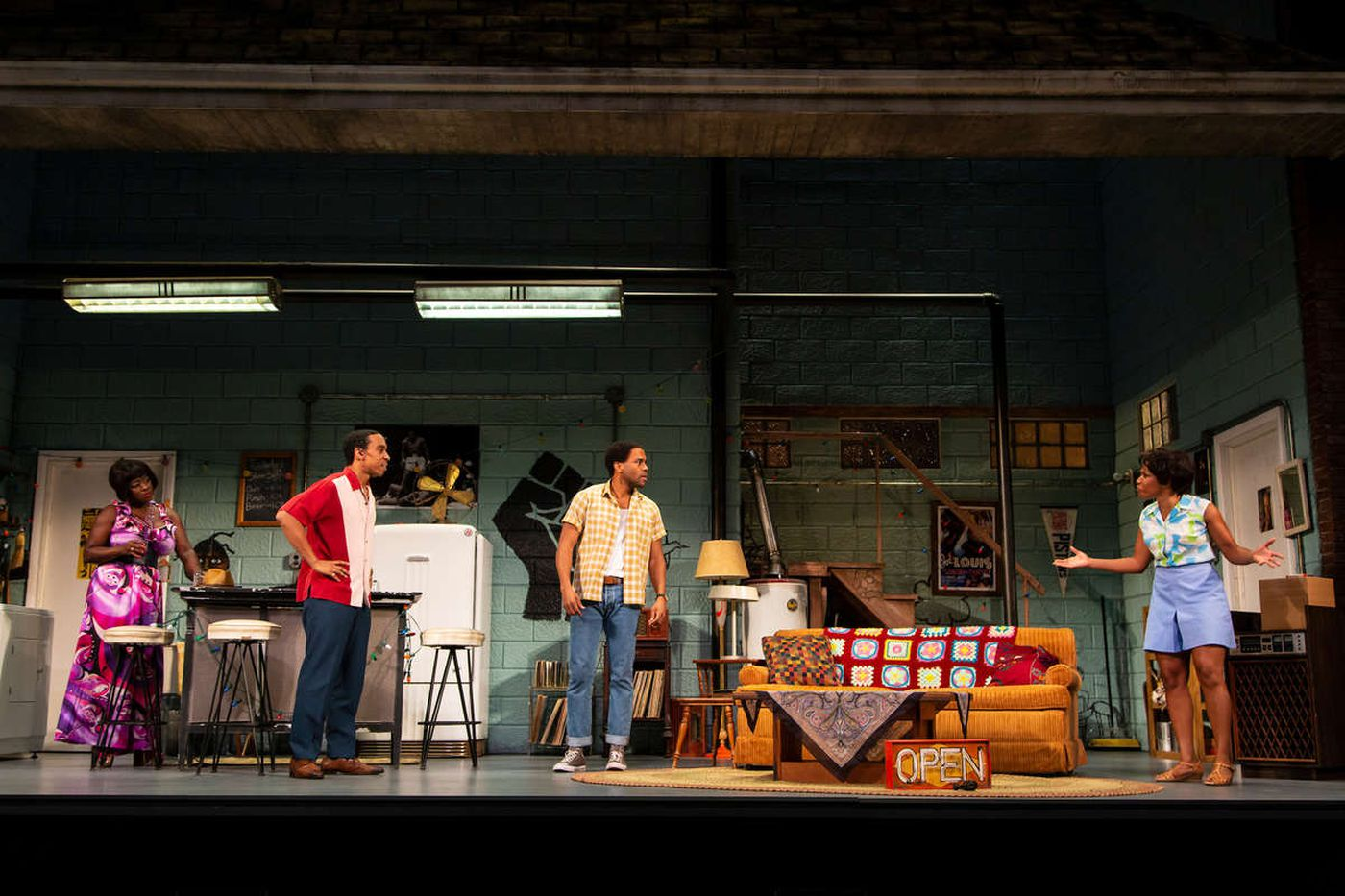 'Detroit '67' at McCarter: Disappointing production of Dominique Morisseau's study of riot-torn city