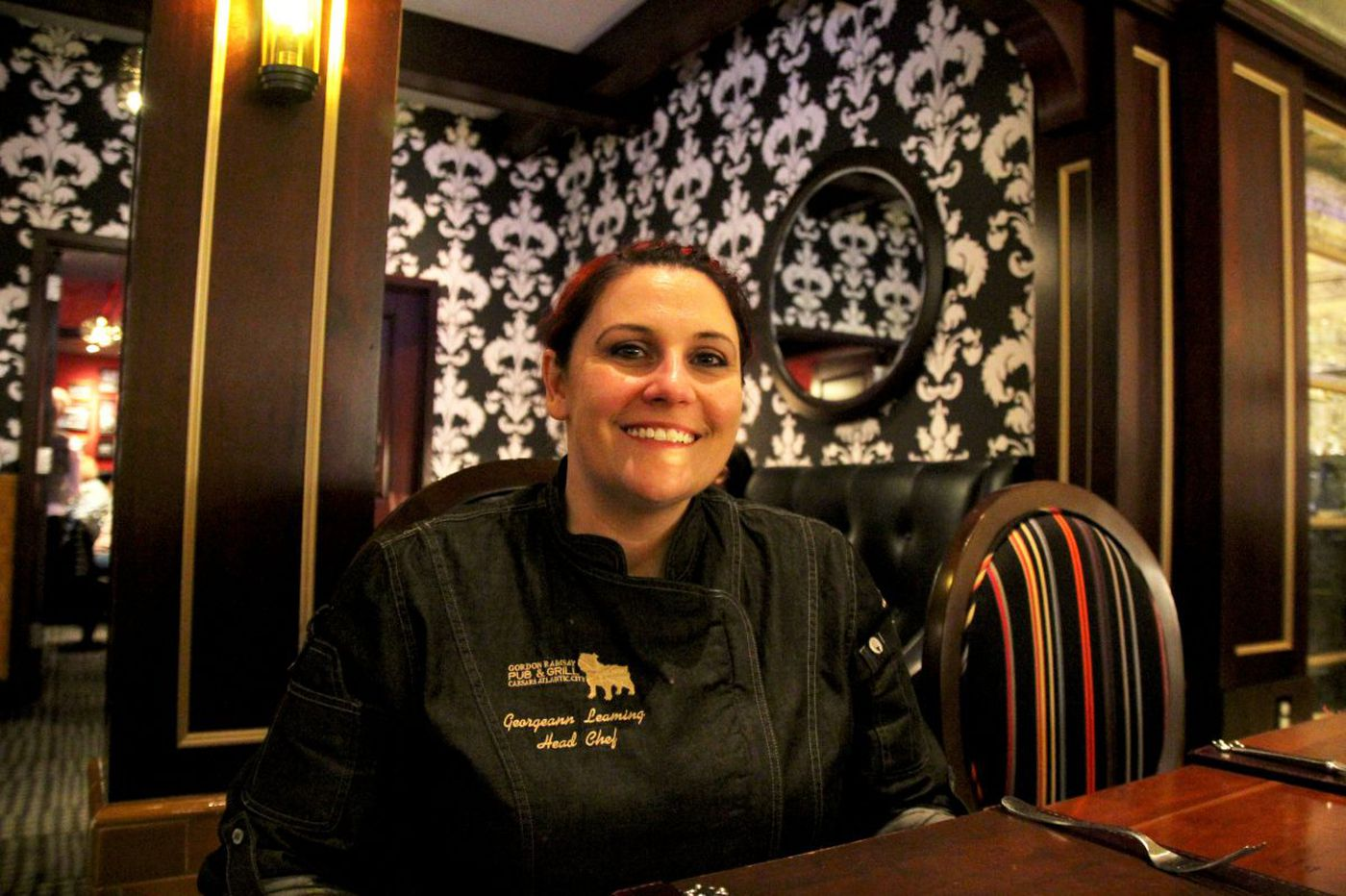 Philly chef runs the show at Gordon Ramsay Pub