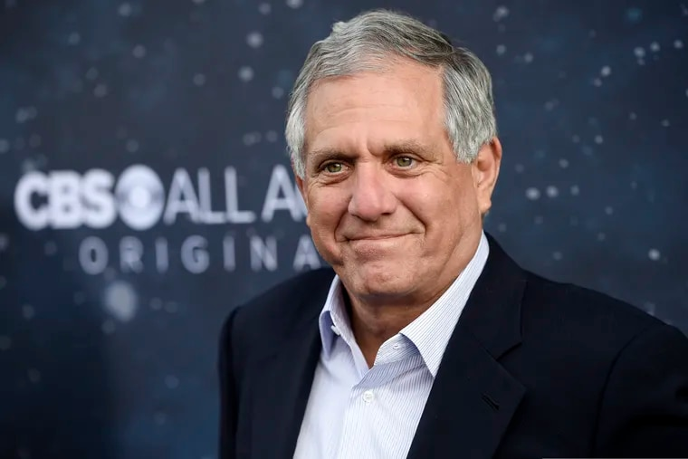 """FILE - In this Sept. 19, 2017, file photo, Les Moonves, chairman and CEO of CBS Corporation, poses at the premiere of the new television series """"Star Trek: Discovery"""" in Los Angeles. Moonves will not receive his $120 million severance package after the company's board of directors determined he was fired """"with cause"""" over sexual misconduct allegations. The board said Monday, Dec. 17, 2018, it reached its decision after finding that Moonves failed to cooperate fully with investigators looking into the allegations. The board also cited what it called Moonves' """"willful and material misfeasance,"""" violation of company policies and breach of his contract. (Photo by Chris Pizzello/Invision/AP, File)"""