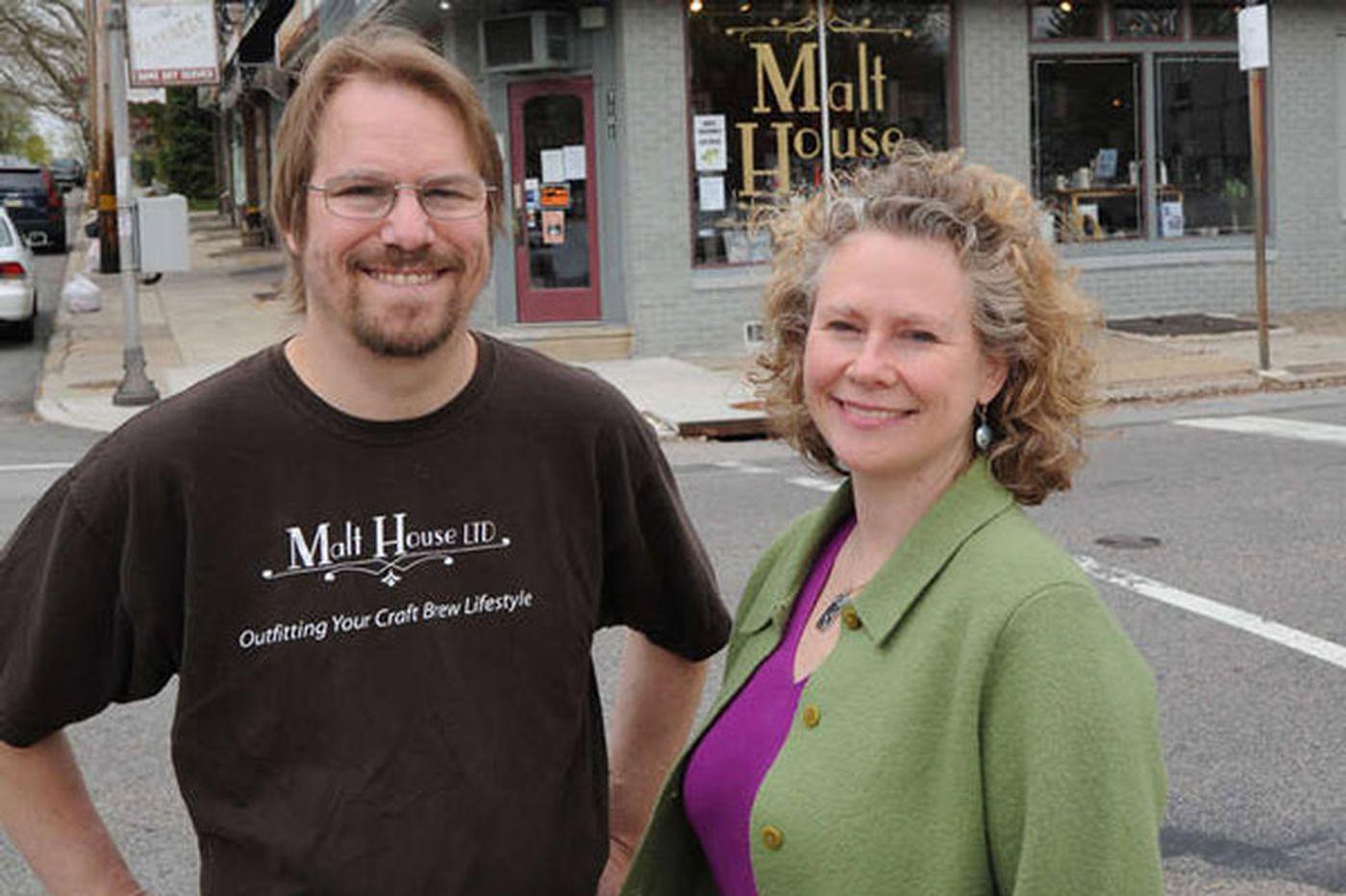 Entrepreneurs unite: Real estate meets beer