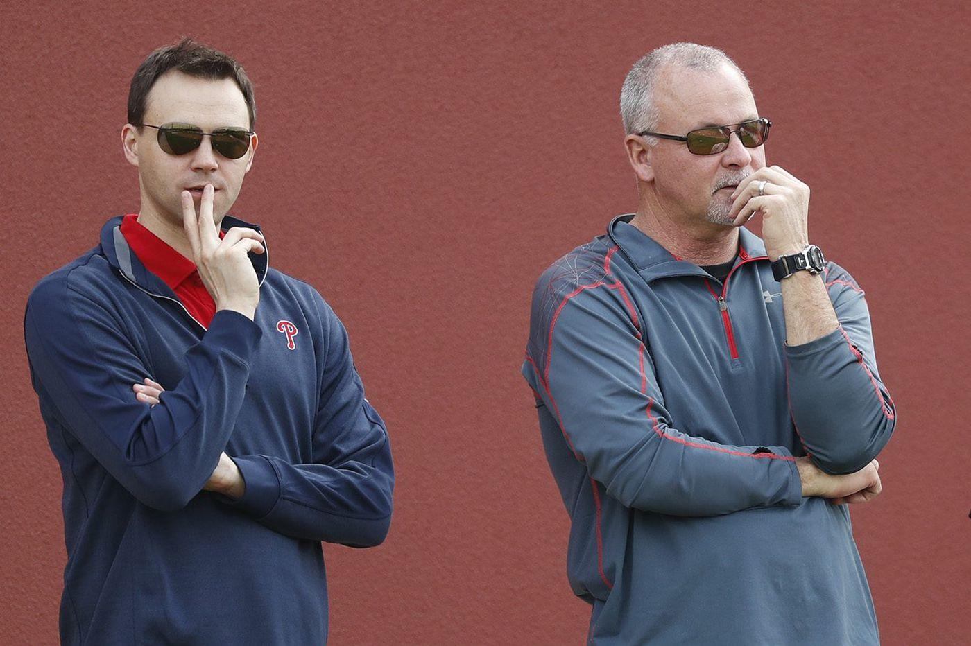Joe Jordan's departure another sign of Phillies' changing ways | Bob Brookover