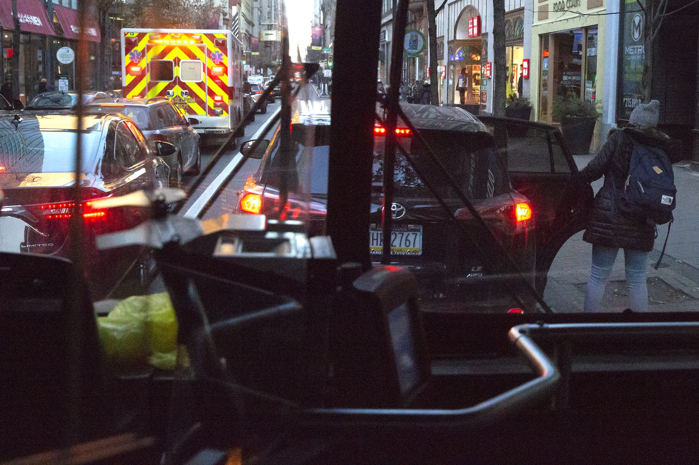 How congestion pricing might come to Philadelphia's streets