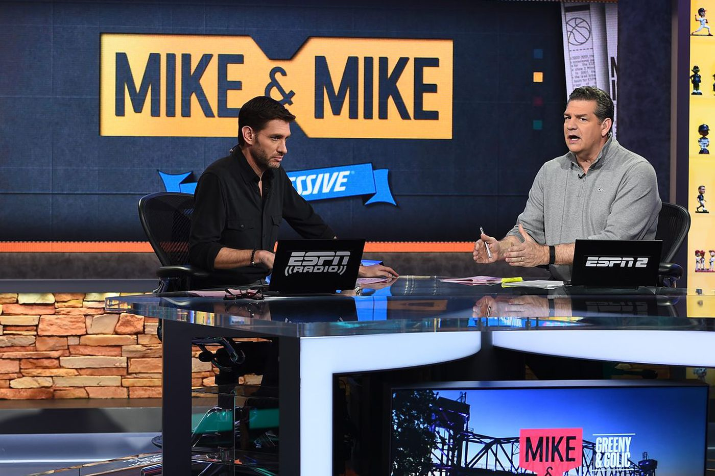 'Mike & Mike' to be replaced by 'Golic & Wingo' in November