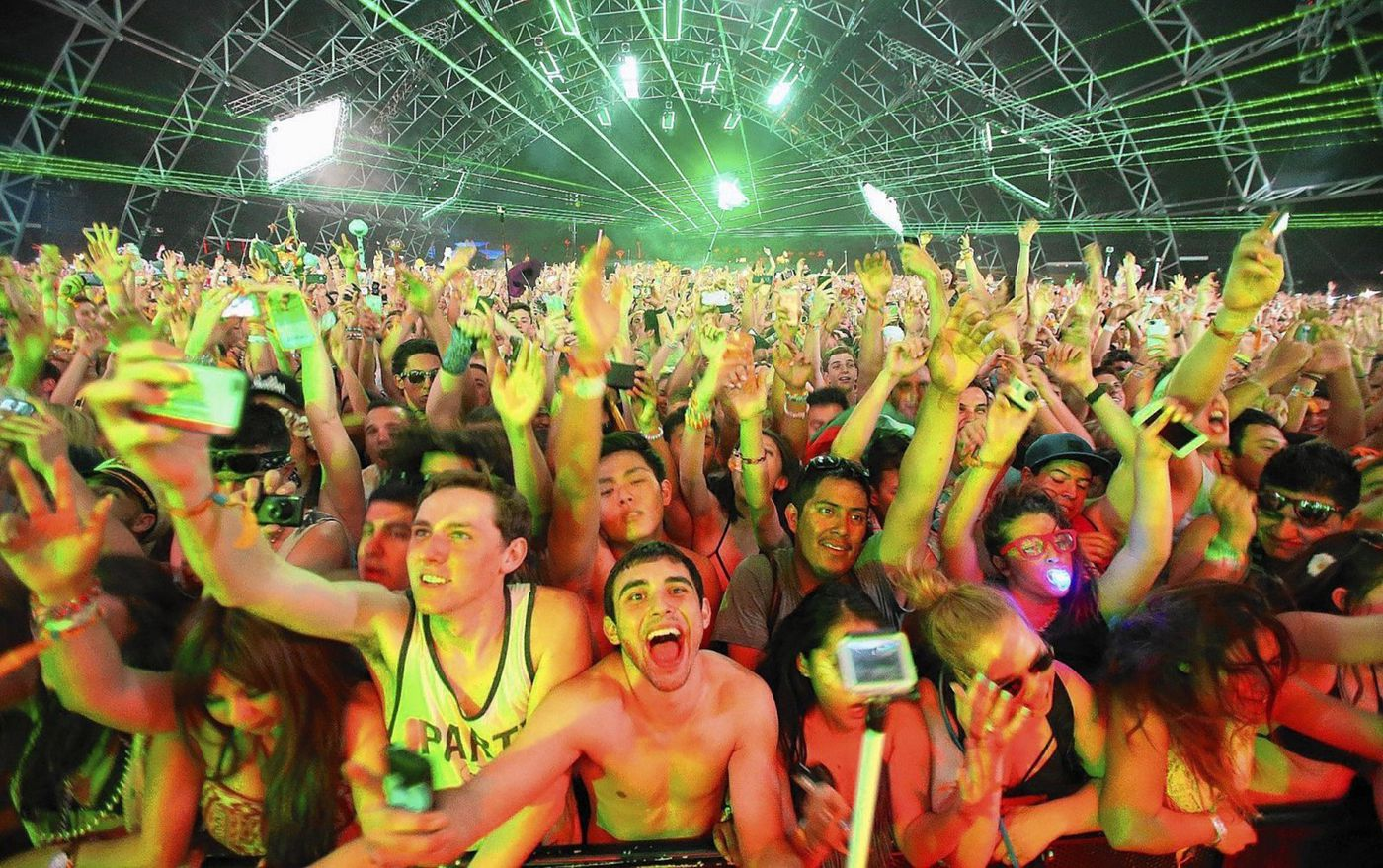 More than 250,000 fans were to descend on Indio and Palm Springs for the consecutive weekends of the Coachella festival, but the concert has been canceled.