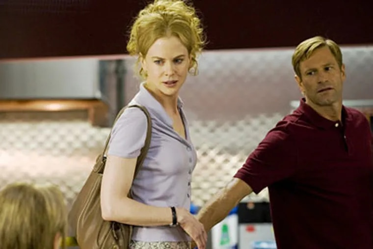 Nicole Kidman and Aaron Eckhart star as parents struggling to cope with the death of their son in an adaptation of a Pulitzer Prize-winning play.