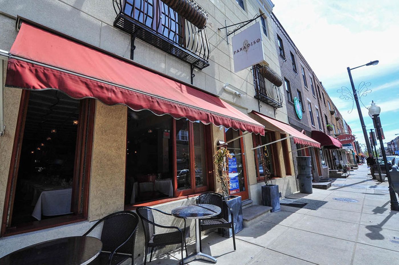 Paradiso, one of the longtime East Passyunk restaurants, to close