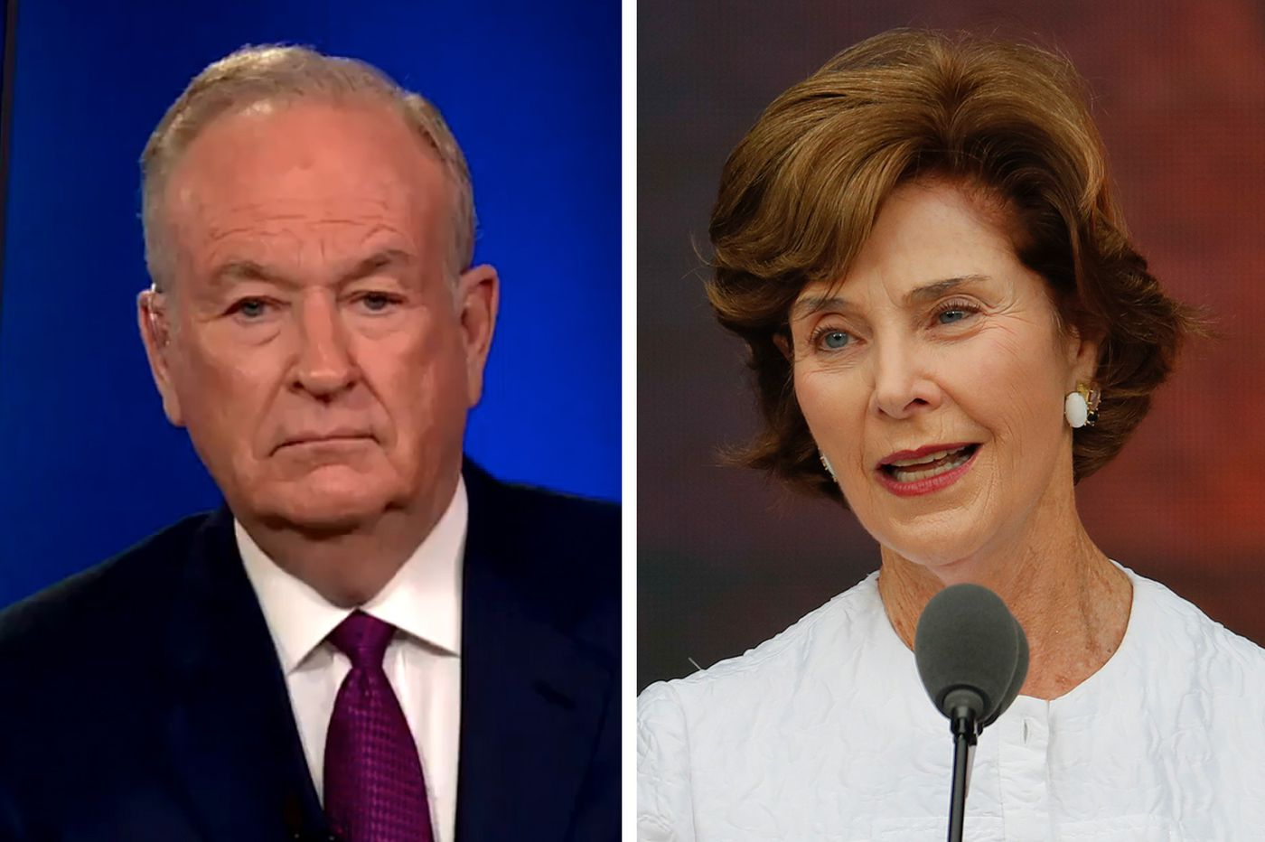 Bill O'Reilly, Laura Bush and other conservatives bash Trump admin's 'zero-tolerance' border policy