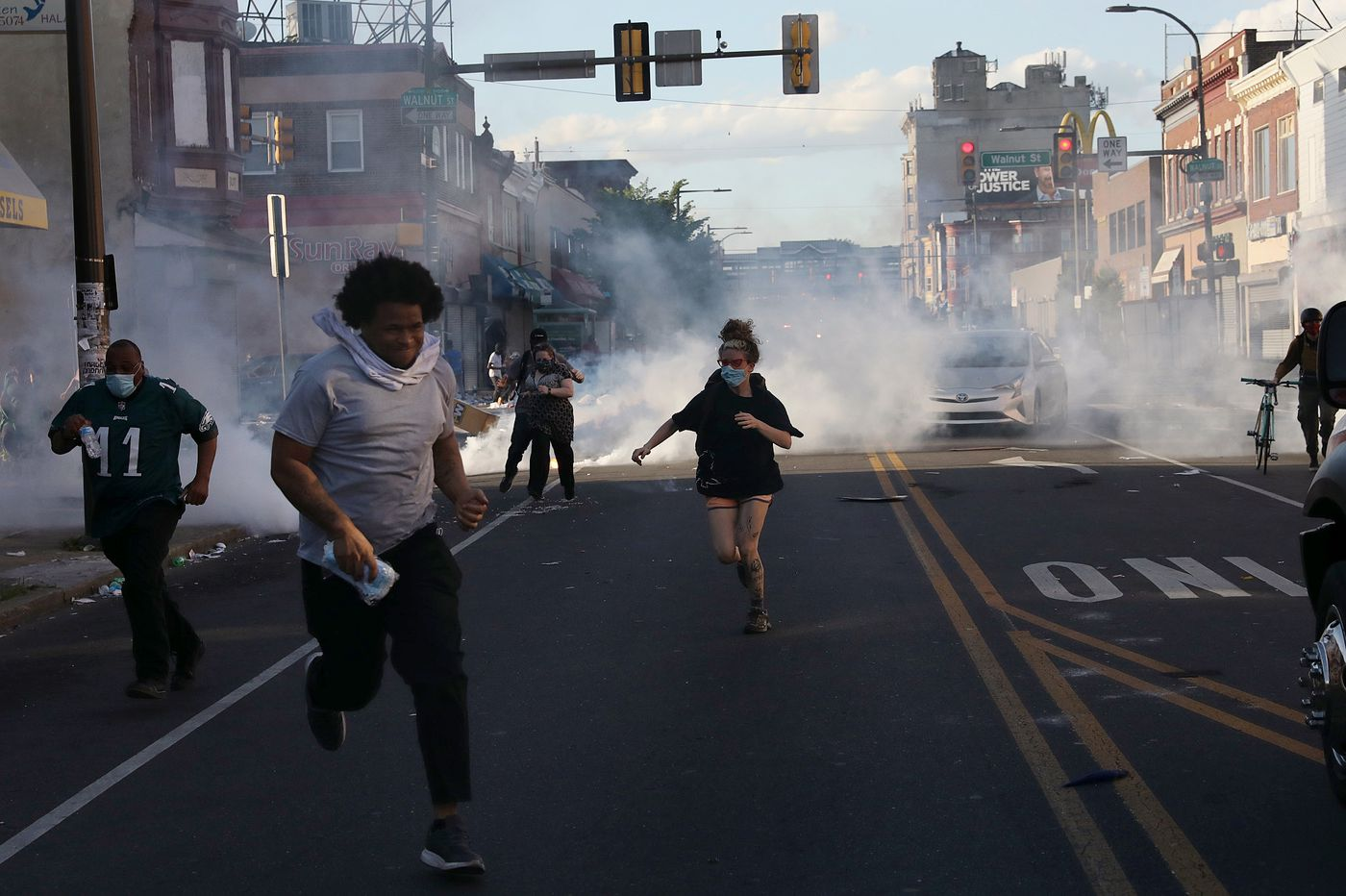Most major cities haven't banned tear gas during protests. Will Philly be different?