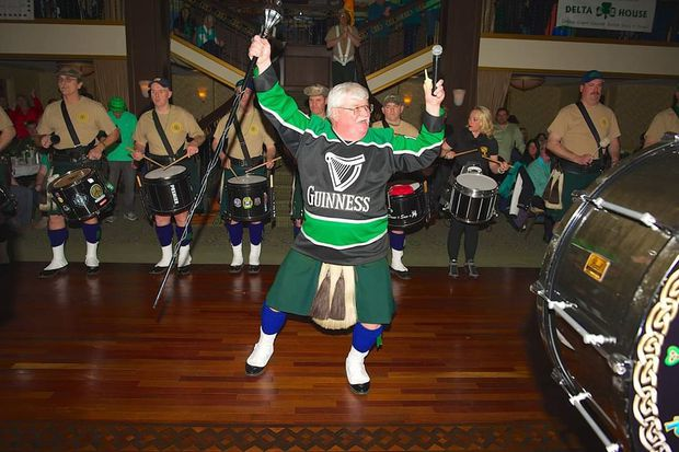Richard G. Desmond, 64, retired N.J. police sergeant and leader of bagpipe band