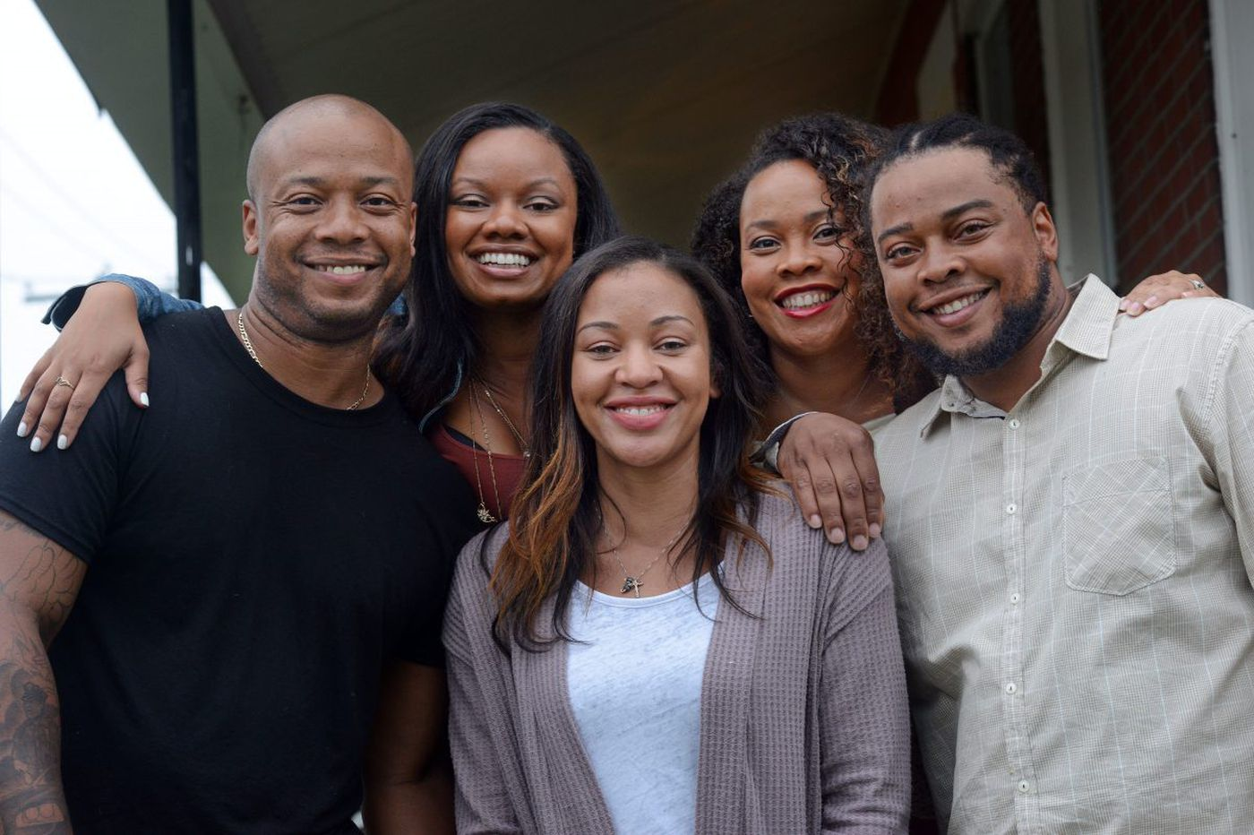 Abandoned at birth, a Texas woman takes a DNA test and finds four Philly half-siblings