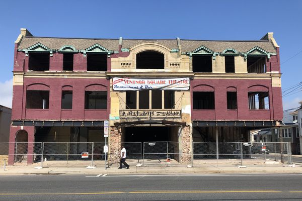 Ventnor theater getting new life — and a bar