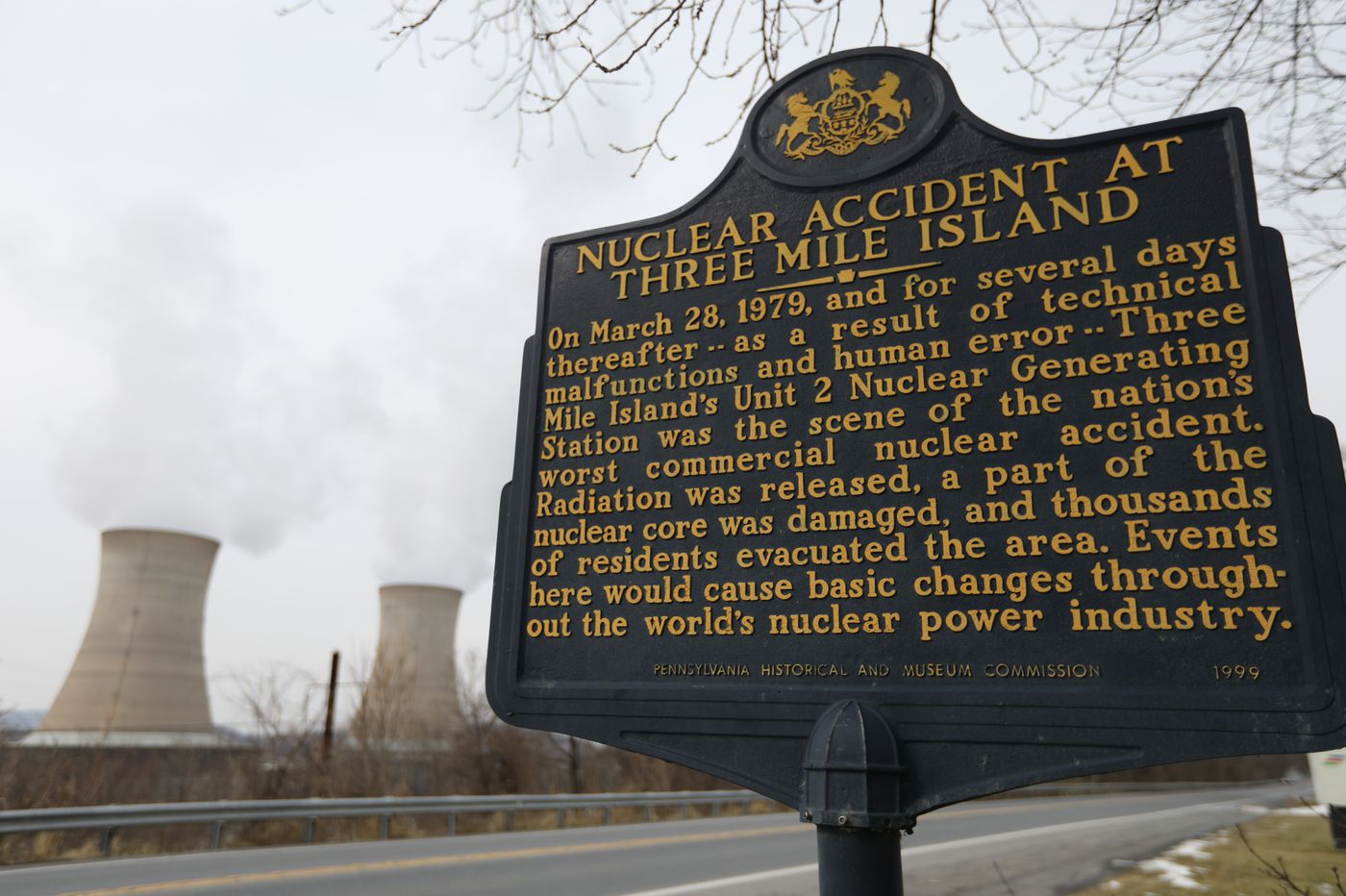 Infamous Three Mile Island reactor, shut down since 1979, will be sold and dismantled