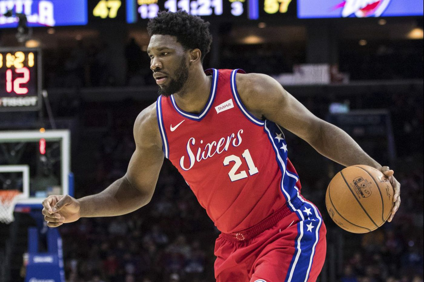 Sixers not apologizing for Joel Embiid resting on road