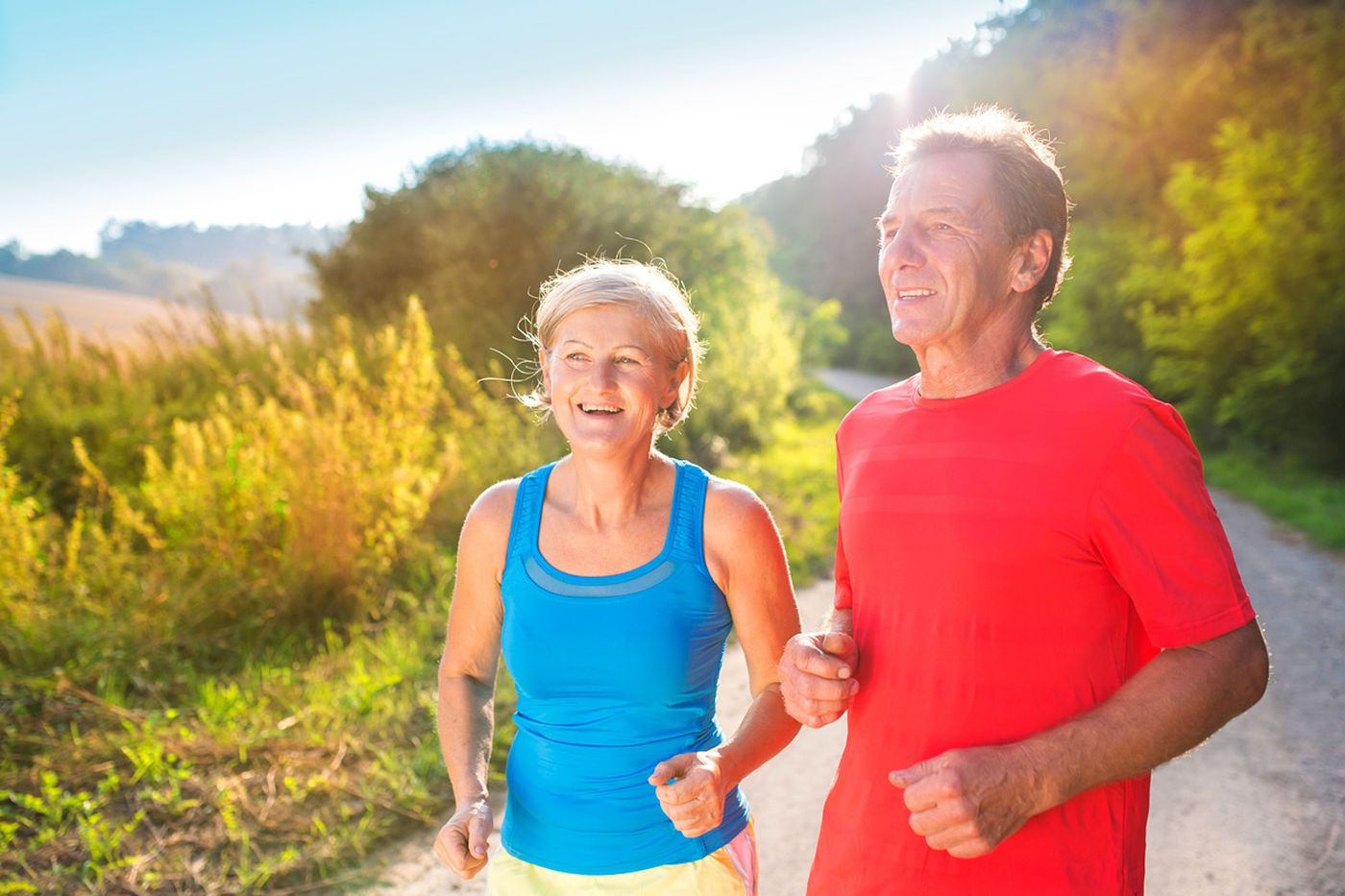 A cardiologistexplains why exercise is important in middle age