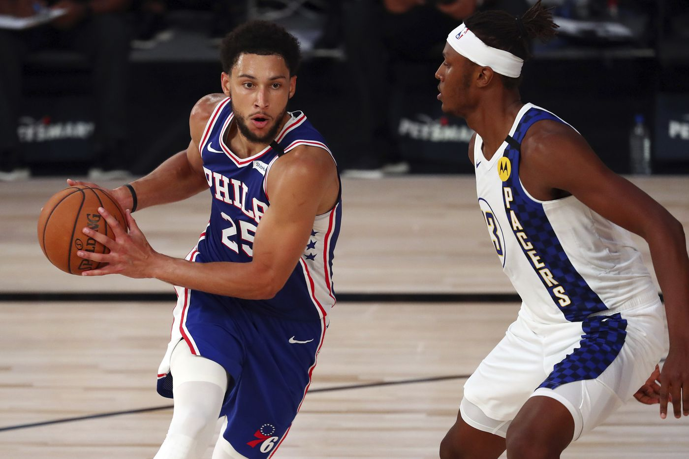 The Sixers looked like the same old team, except with a glaring point guard problem | David Murphy