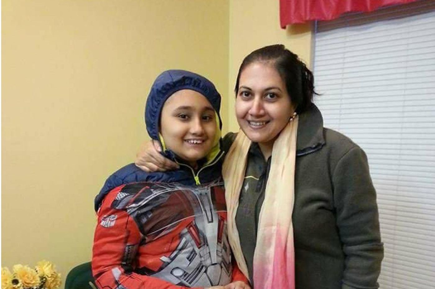 N.J. mom asks judge to maintain life support for son, now at Children's Hospital