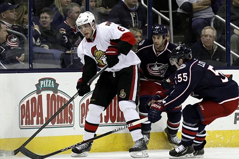 Ottawa Senators winger Bobby Ryan. (Paul Vernon/AP)